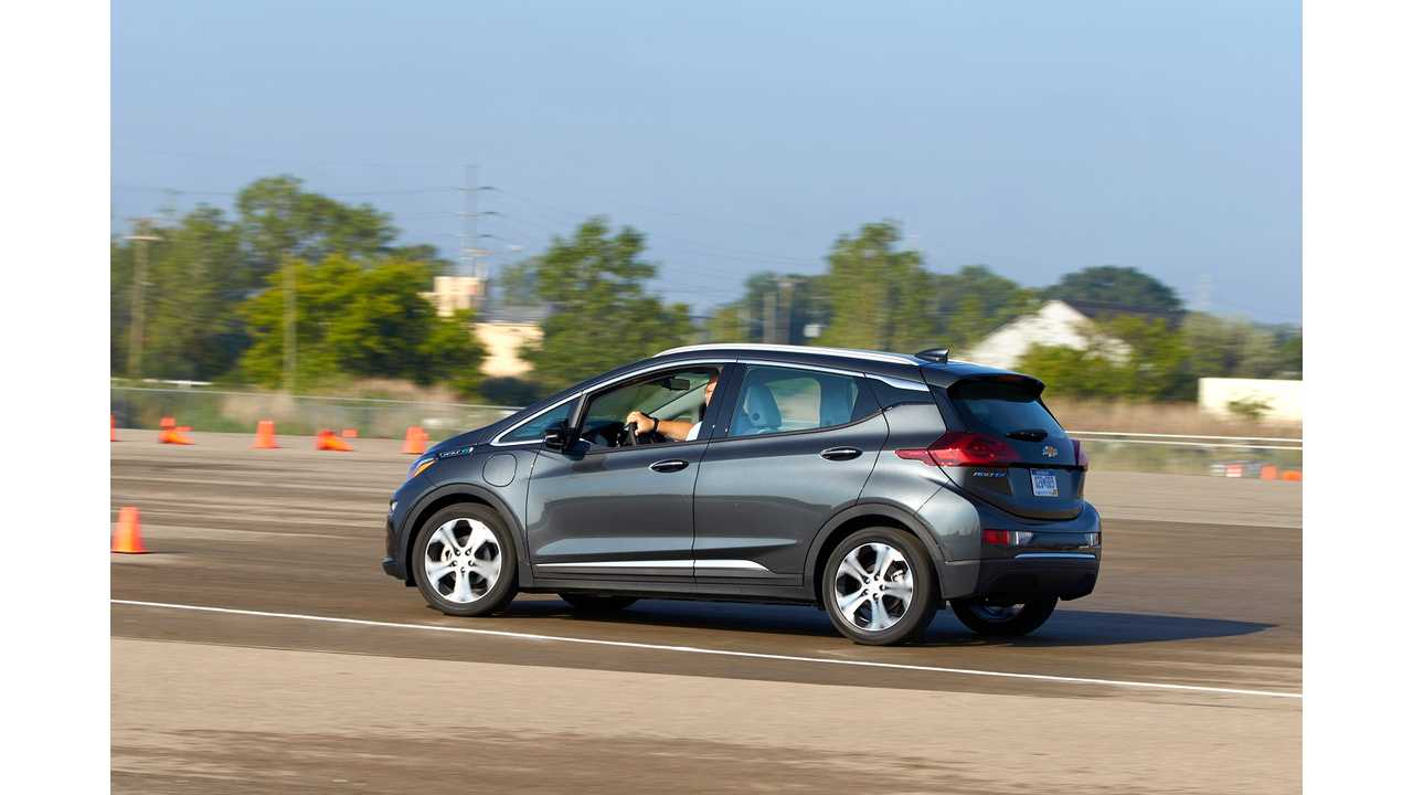 How General Motors Makes The Chevy Bolt And Sonic On The Same Line