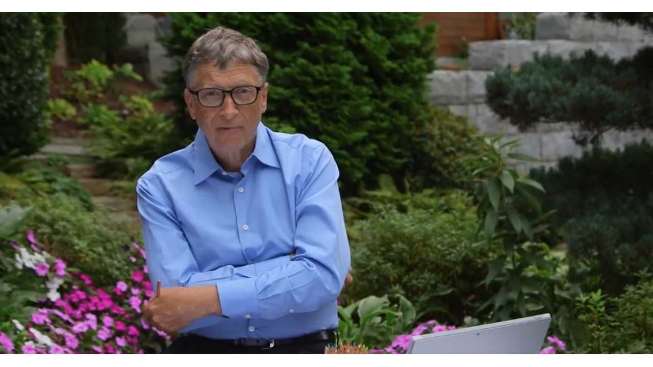 Bill Gates Makes Some Potentially Misleading Statements About EVs