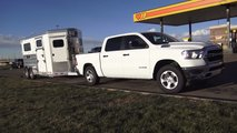 Ford F-150 Versus Ram 1500 Efficiency Towing Test