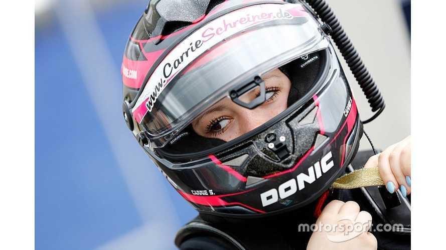 Floersch Replaced By Schreiner In Formula E Test Line-Up