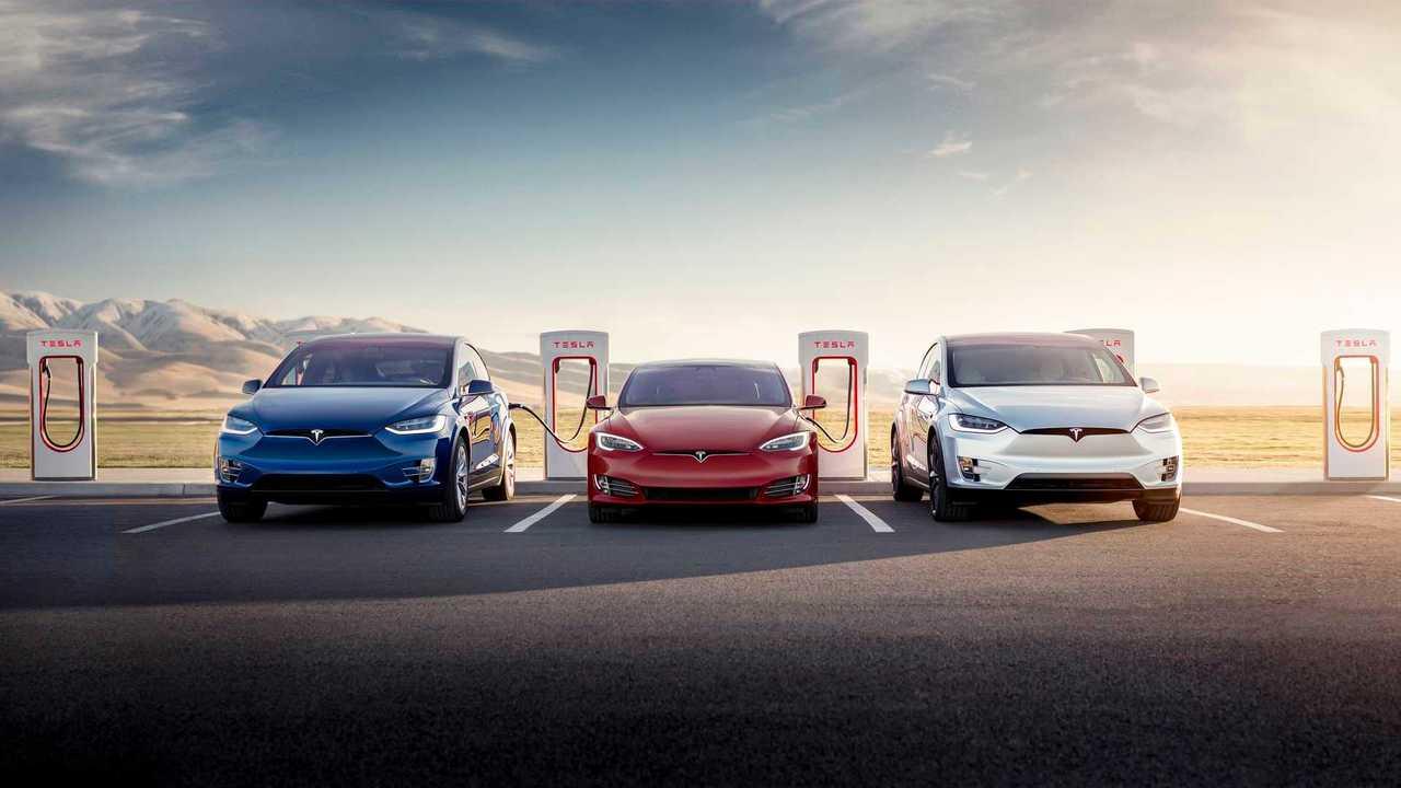Tesla Model S, X Hold Higher Resale Value Than Rivals