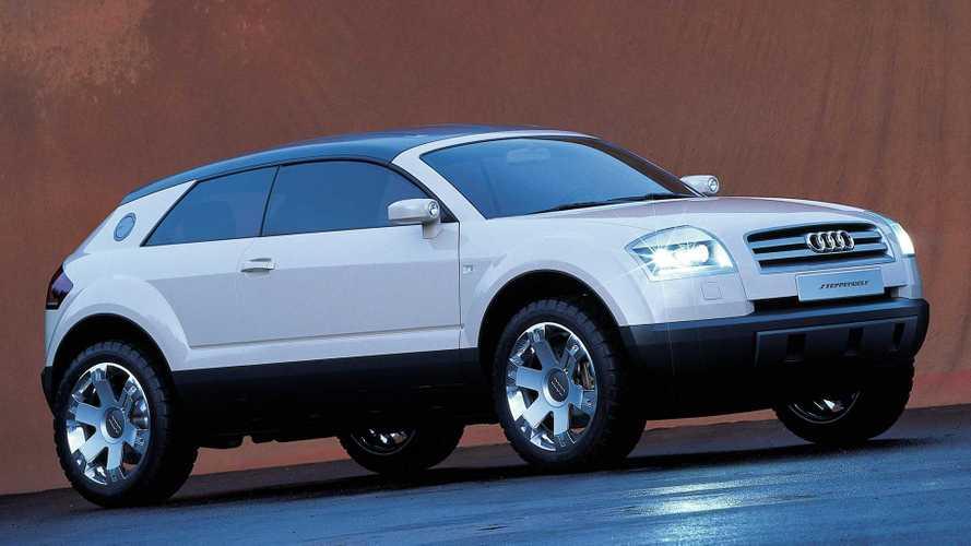 2000 Audi Steppenwolf: Concept We Forgot