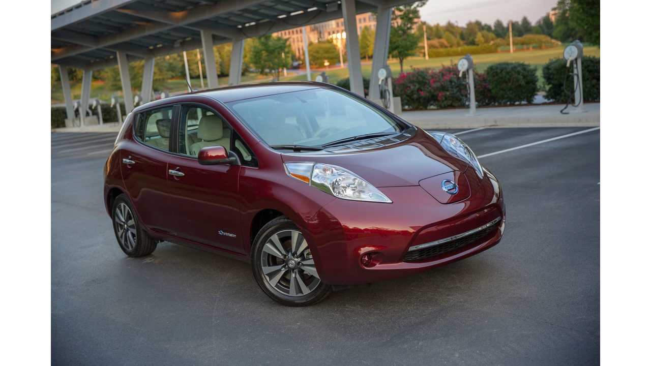 Cheap Gas Is Driving Down Electric Car Residual Values