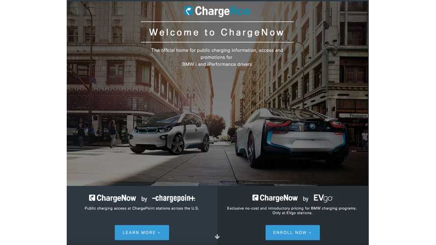 BMW ChargeNow EVgo Expansion Underway In U.S.