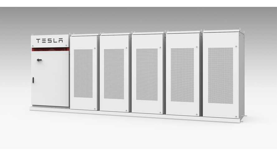 Tesla Powerpacks Provide Energy Storage For North Carolina Island