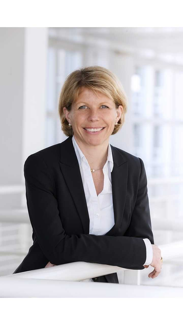 Anke Kleinschmit, Vice President Group Research and Sustainability and Chief Environmental Officer, Daimler AG