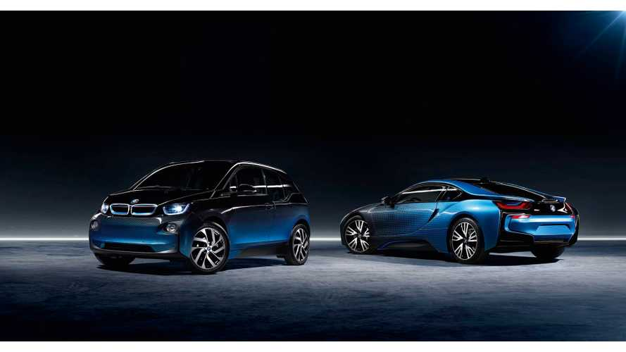 BMW M VP Willing To Work With BMW i For Electrified M i3 and M i8