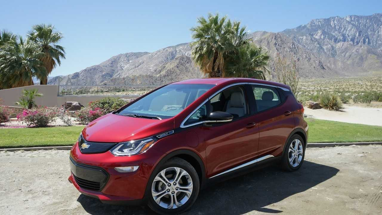 Chevrolet Bolt Owners Have Driven 4.5 Million Miles And Counting