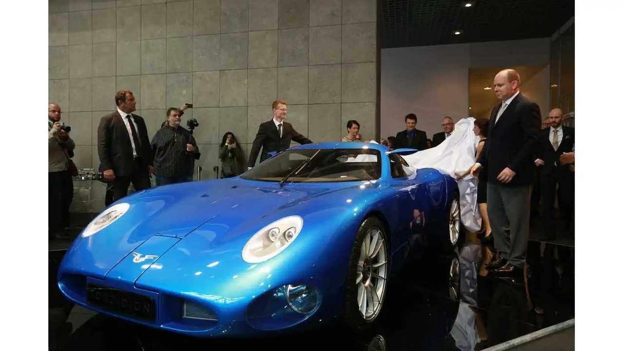 Toroidion 1MW Concept Unveiled At Top Marques Monaco (w/video)
