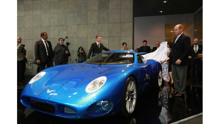 Toroidion 1MW Concept Unveiled At Top Marques Monaco (w/video)