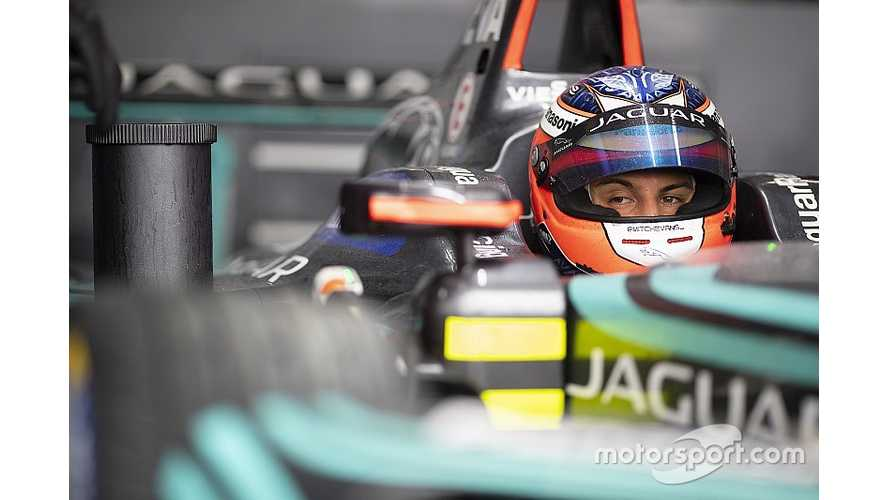 "Evans Driven By ""Hurt"" From Lack Of Regular Jaguar Formula E Podiums"