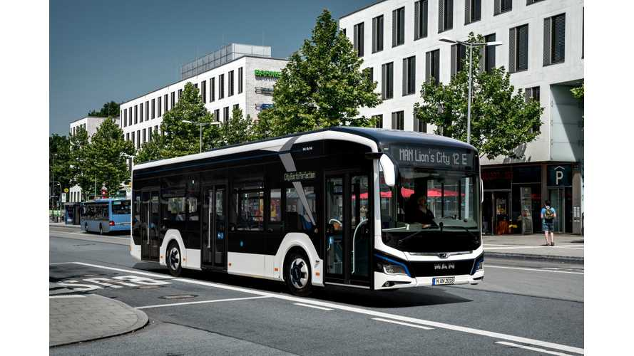 MAN Gears Up For Electric Bus Production In Poland