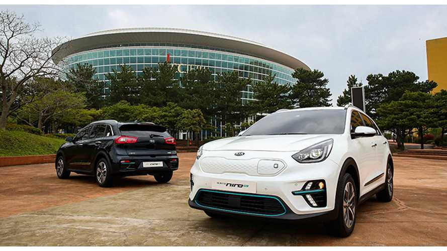 301-Mile Kia Niro EV To Be Priced Well Under $40,000 In U.S.