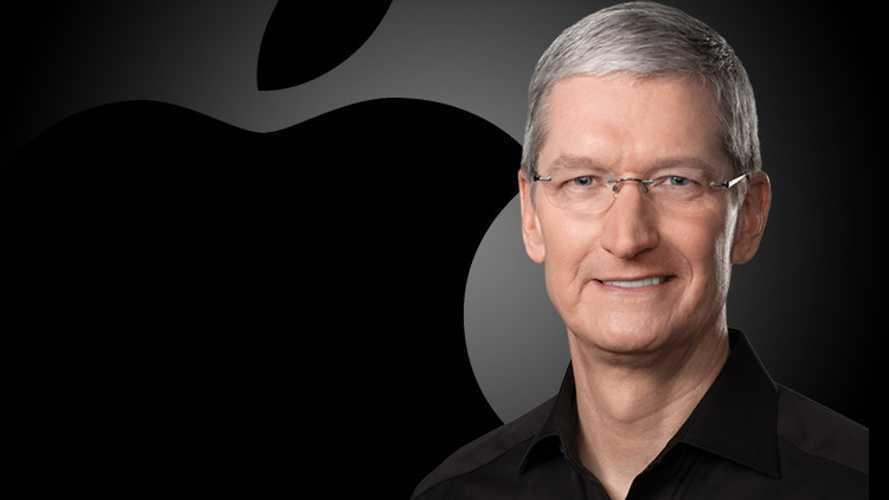 Глава Apple не опроверг разработку беспилотного электромобиля