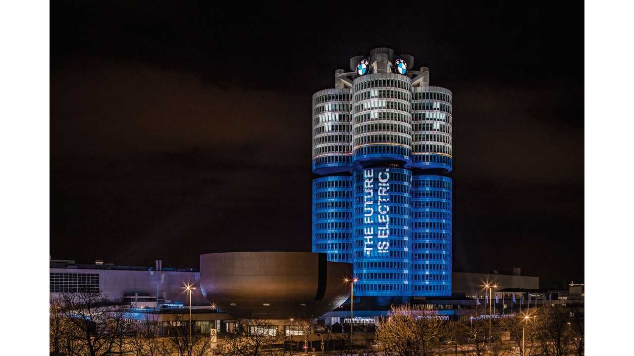 BMW Increased Plug-In Car Sales In January By 37% - Targets 140,000 In 2018