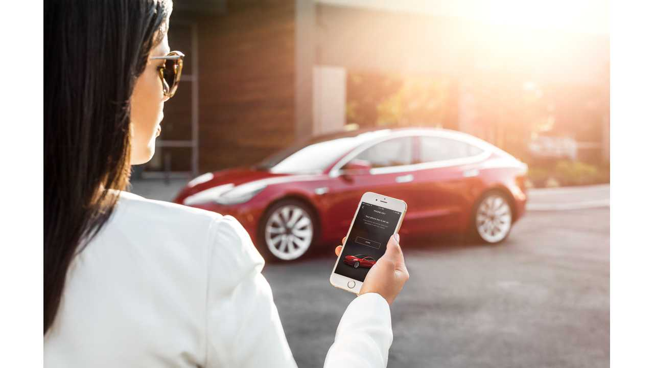 Tesla Model 3 OTA Update Improves Security Of Keys