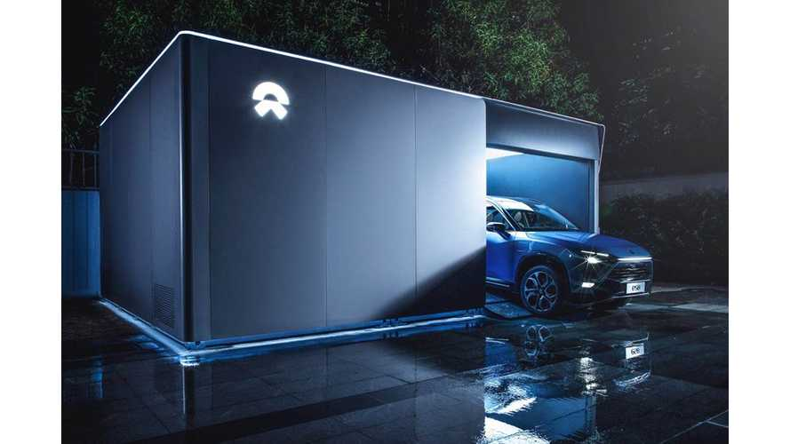 ES8 Battery Recall Cost NIO Over $49 Million