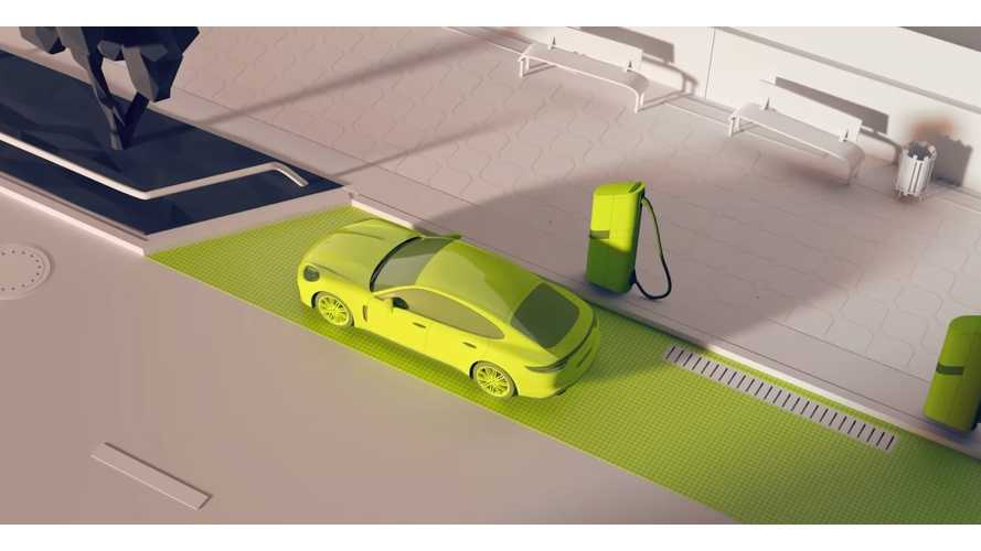See How Porsche's New Charging Service Program Works