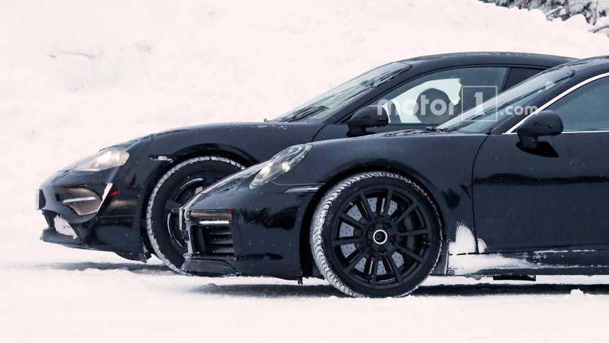 Porsche 911 PHEV Coming In 2022 Or So