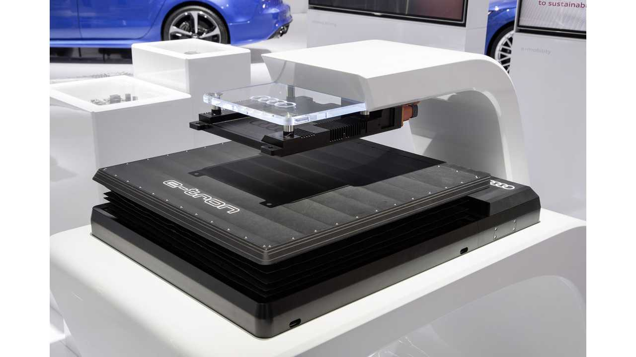 Audi Wireless Charging Options To Be Launched In 2017