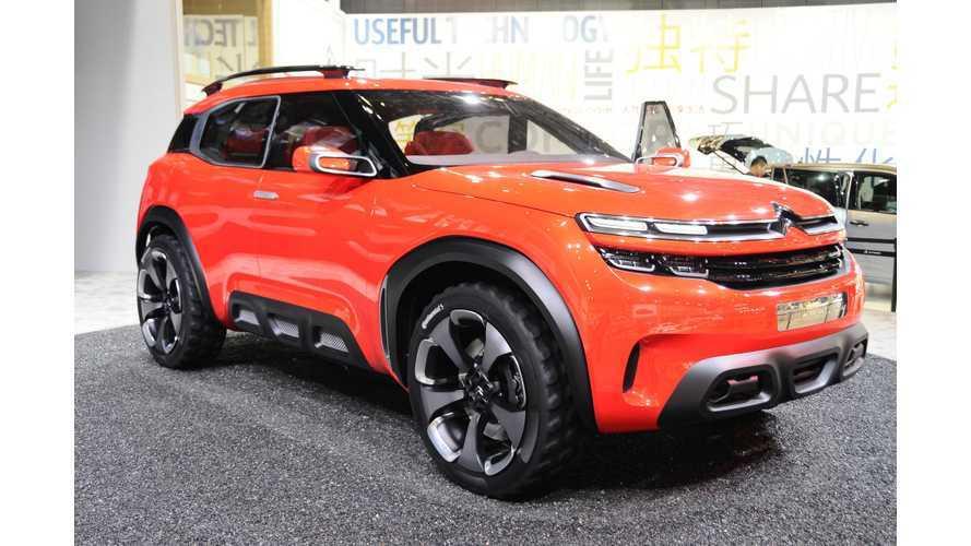 Citroën To Unveil Electric e-Mehari At Frankfurt Motor Show