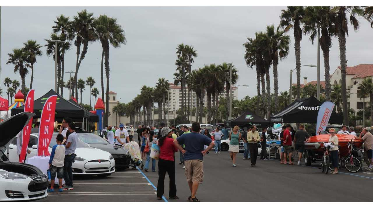 National Drive Electric Week - Plug In To Excitement - Video