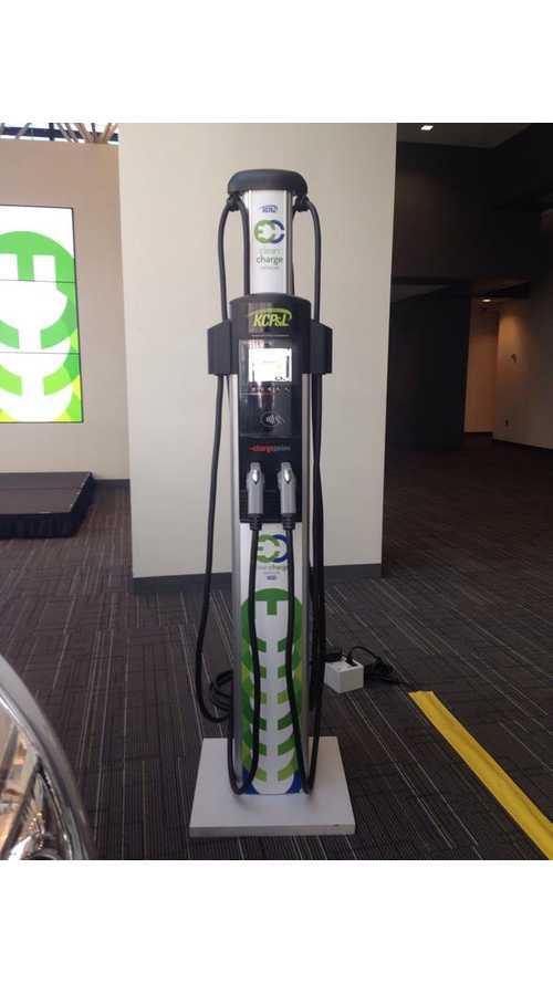 Kansas City Power & Light, Nissan & ChargePoint To Install 1,000 Charging Stations, Including CHAdeMO/CCS DC Fast Chargers