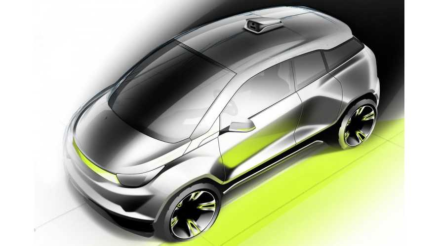 Rinspeed Reveals Budii Concept Based On BMW i3