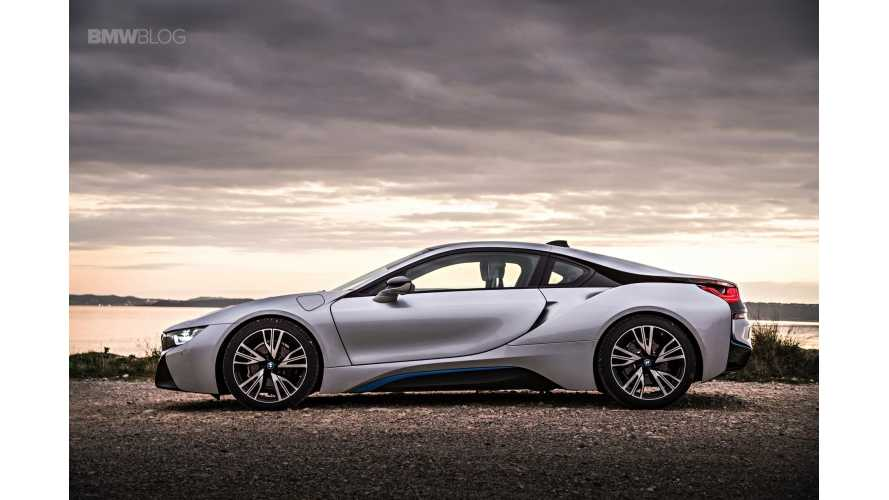 More Standard Equipment, Additional Options Coming To BMW i8 In March
