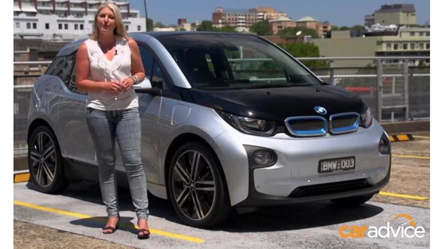 BMW i3 Review - Little Car, Lots Of Character
