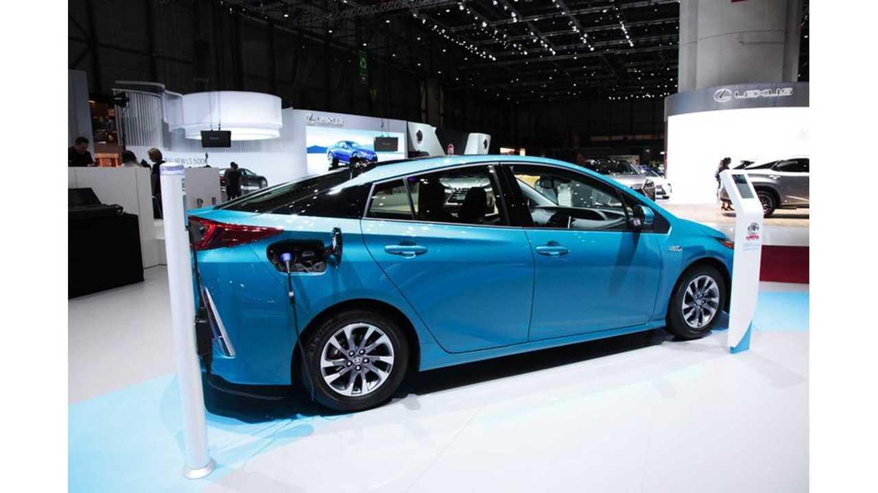 World EV Sales June 2017: Toyota Prius Prime Now Best Selling Plug-In