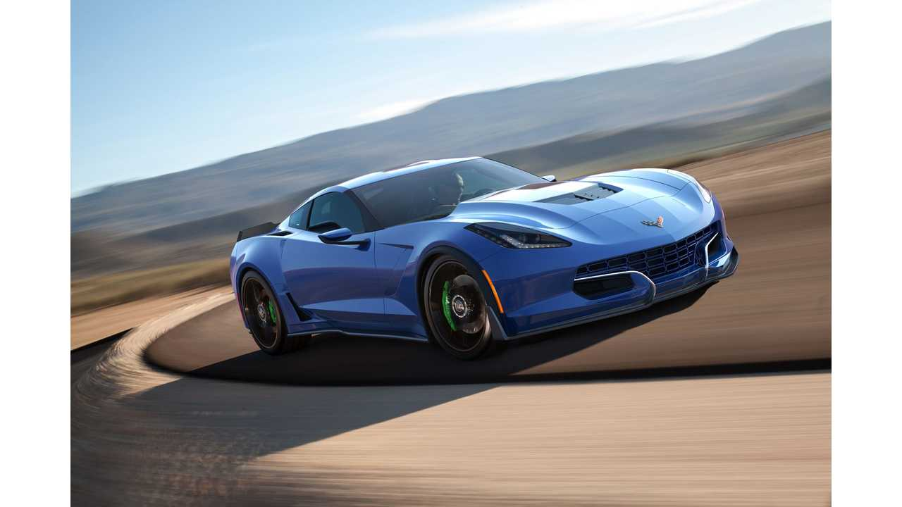 Genovation Extreme Electric Corvette C7 To Enter Production Priced At $750,000