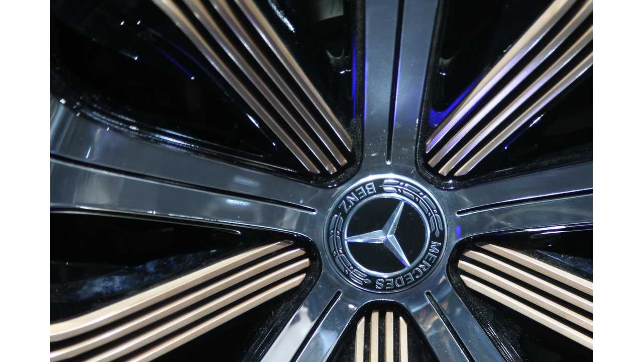 Mercedes Confirms Rastatt Plant To Produce All-Electric Compact Hatch For 2020