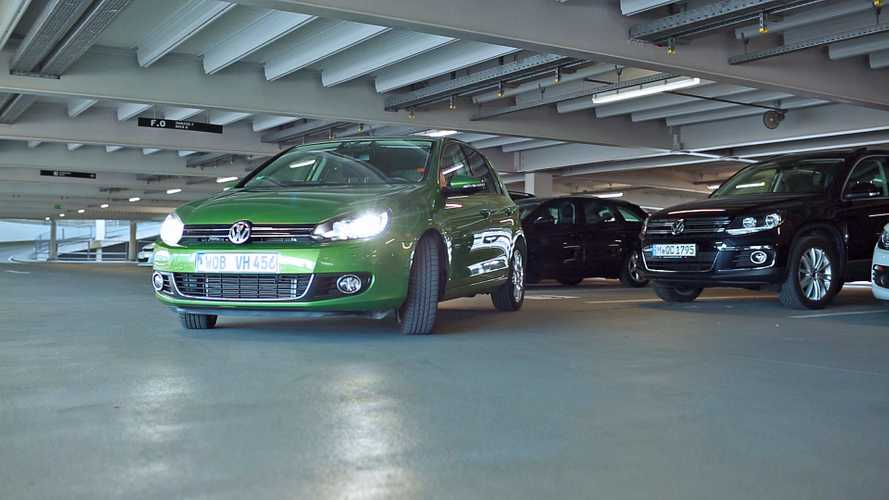 V-Charge Consortium Develops Self-Parking Electric Car - Video