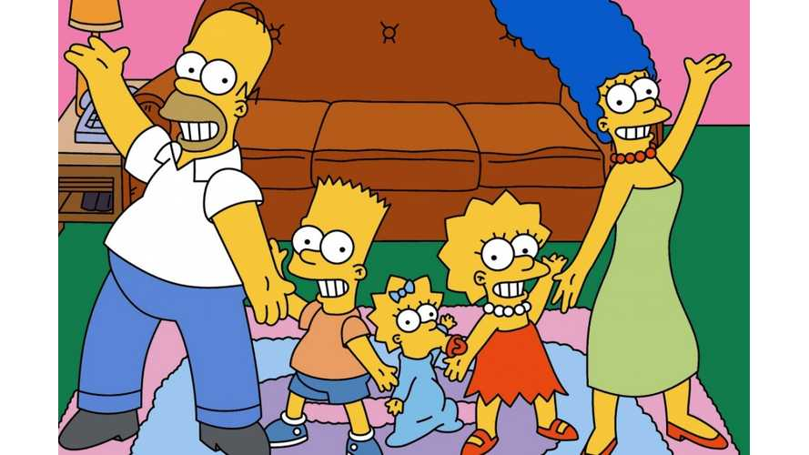 """Elon Musk To Reveal Master Password On """"The Simpsons"""""""