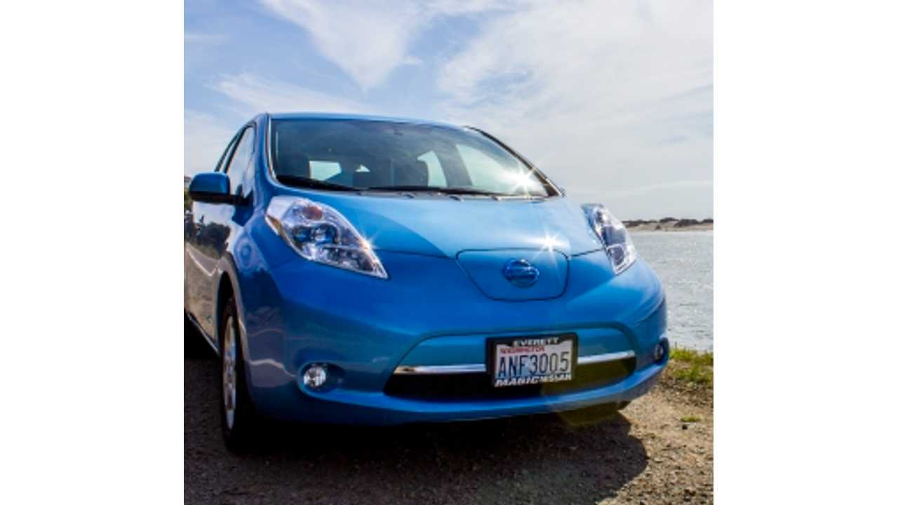 Road Tripping 1,300 Miles In My Nissan LEAF