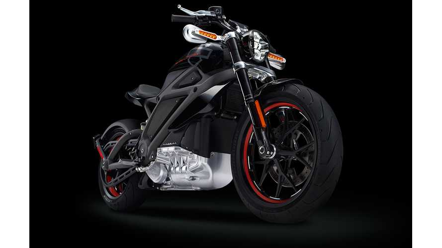 BREAKING: Harley-Davidson Reveals Project LiveWire Electric Motorcycle (w/video)