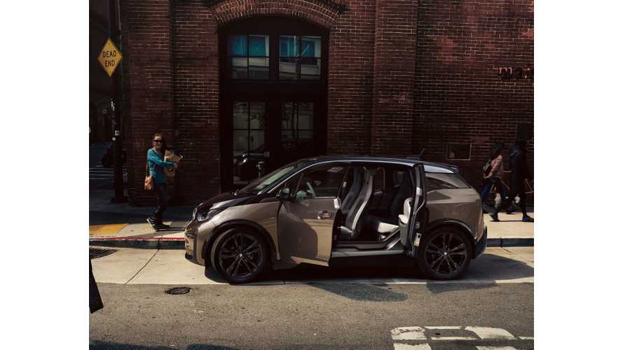 UPDATE: BMW Cancels Range-Extender Option For i3 In Europe