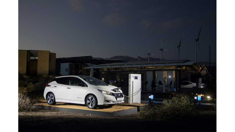 In Europe Nissan Sells 1 LEAF Every 10 Minutes