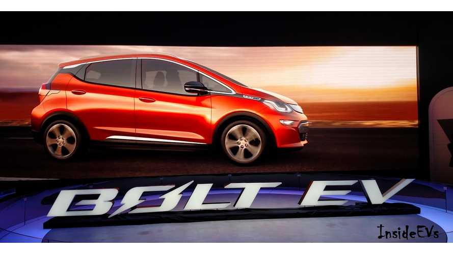 Chevrolet Bolt Debut - $30,000*, 200 Miles Range, 2016 Arrival Confirmed- Photos, Specs, Videos