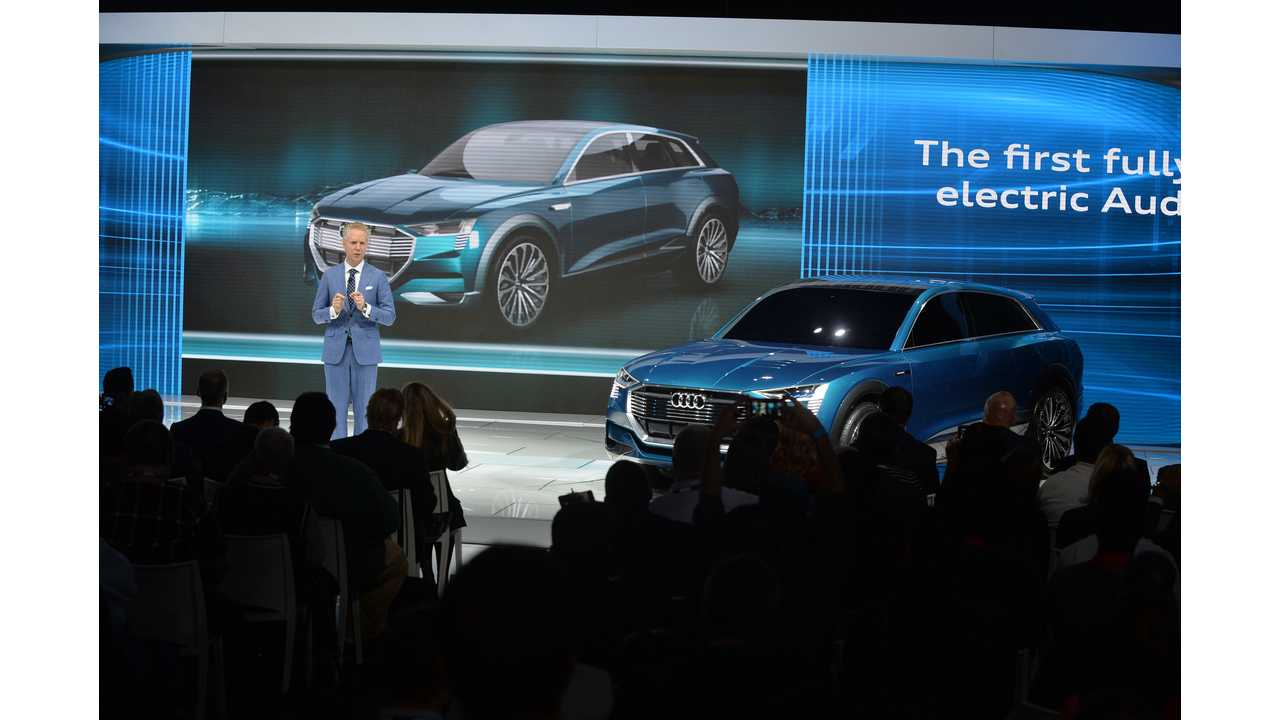 Audi Q6 Hydrogen Fuel Cell SUV To Debut At 2016 NAIAS