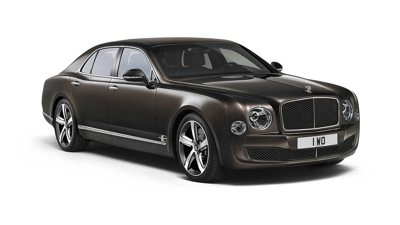 Next-Gen Bentley Mulsanne Expected To Be Pure Electric