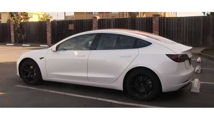 Find Out Which Tesla Model 3 Body Parts Are Magnetic