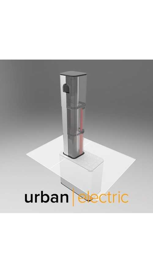 How About A Pop-Up Station For On-Street Charging?