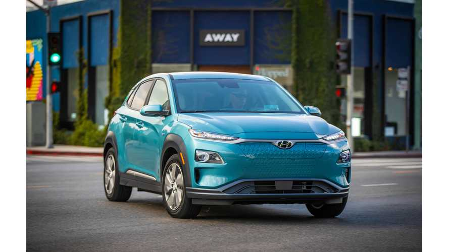 Hyundai Can't Ship You That Promised Kona Electric Due To Crazy Demand