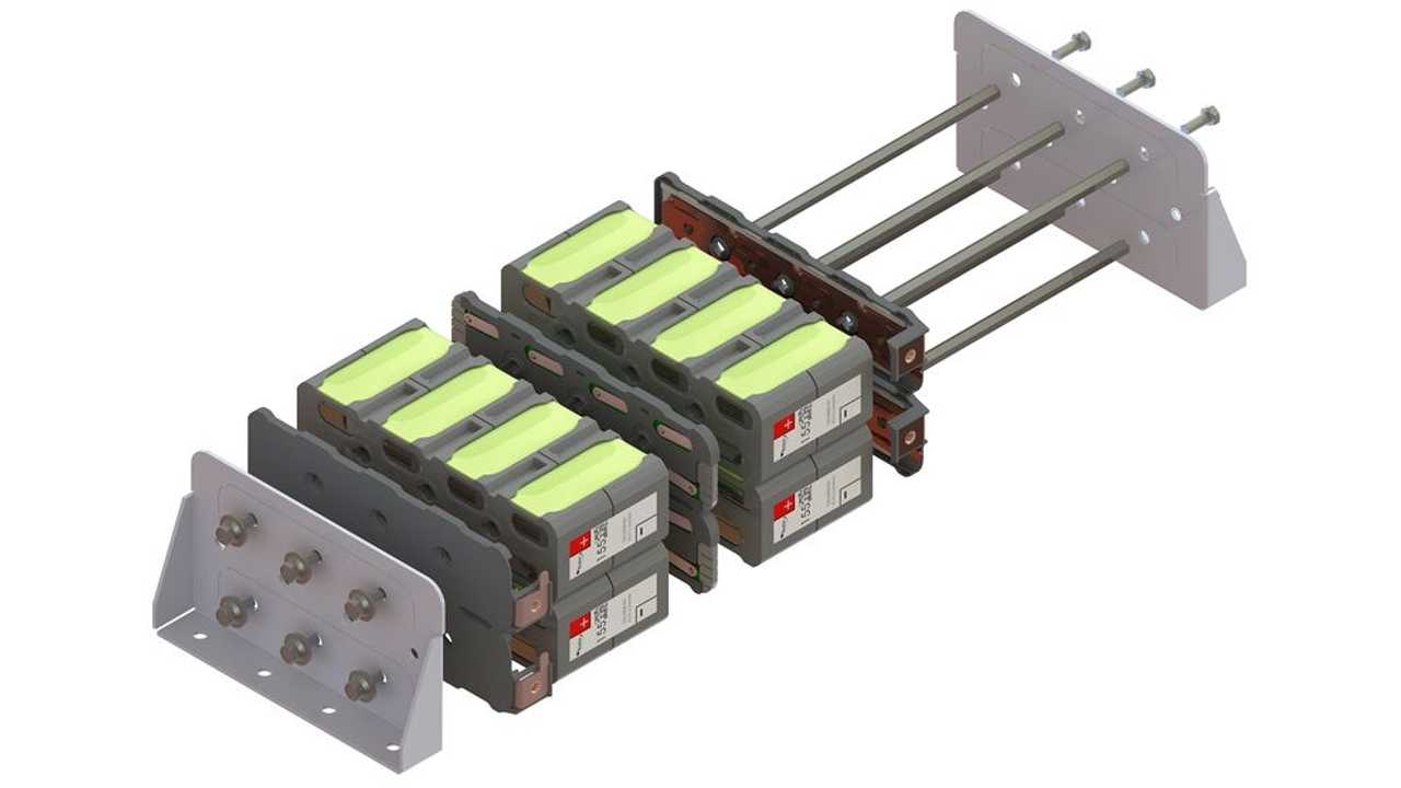 Boston Power Launches Large Format Battery Pack Module System For OEMs, Pack Assemblers