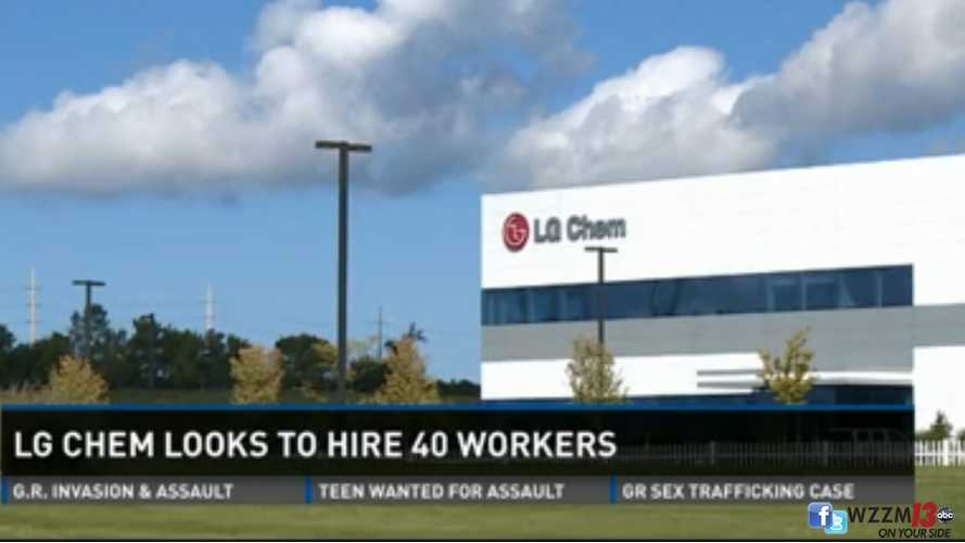 LG Chem To Hire 40 New Employees In Preparation For Next-Gen Chevy Volt - Video Report