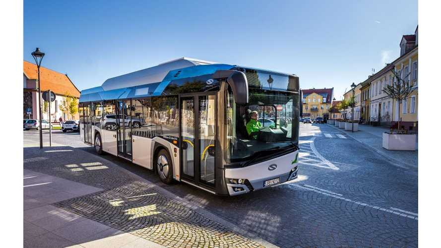 Solaris Scores Electric Bus Order From Germany
