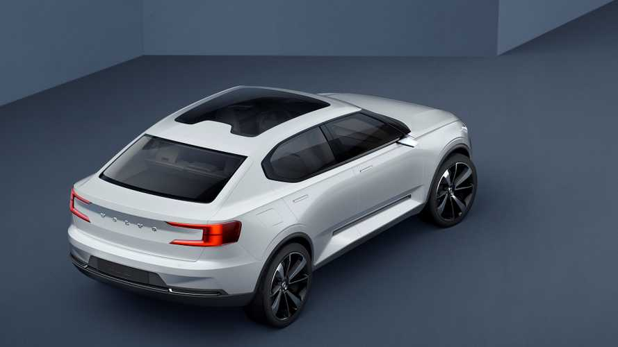 Volvo To Offer 2 Pure Electric Versions Of V40, One Likely To Boast 250-Mile Range