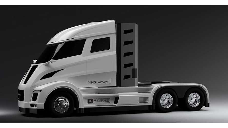 Nikola Partners With Bosch On Powertrain For Its Hydrogen-Electric Truck